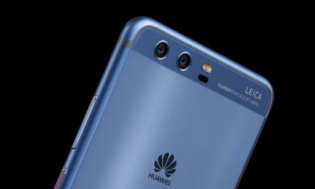 Huawei P10, premier du classement DxO des tests caméra
