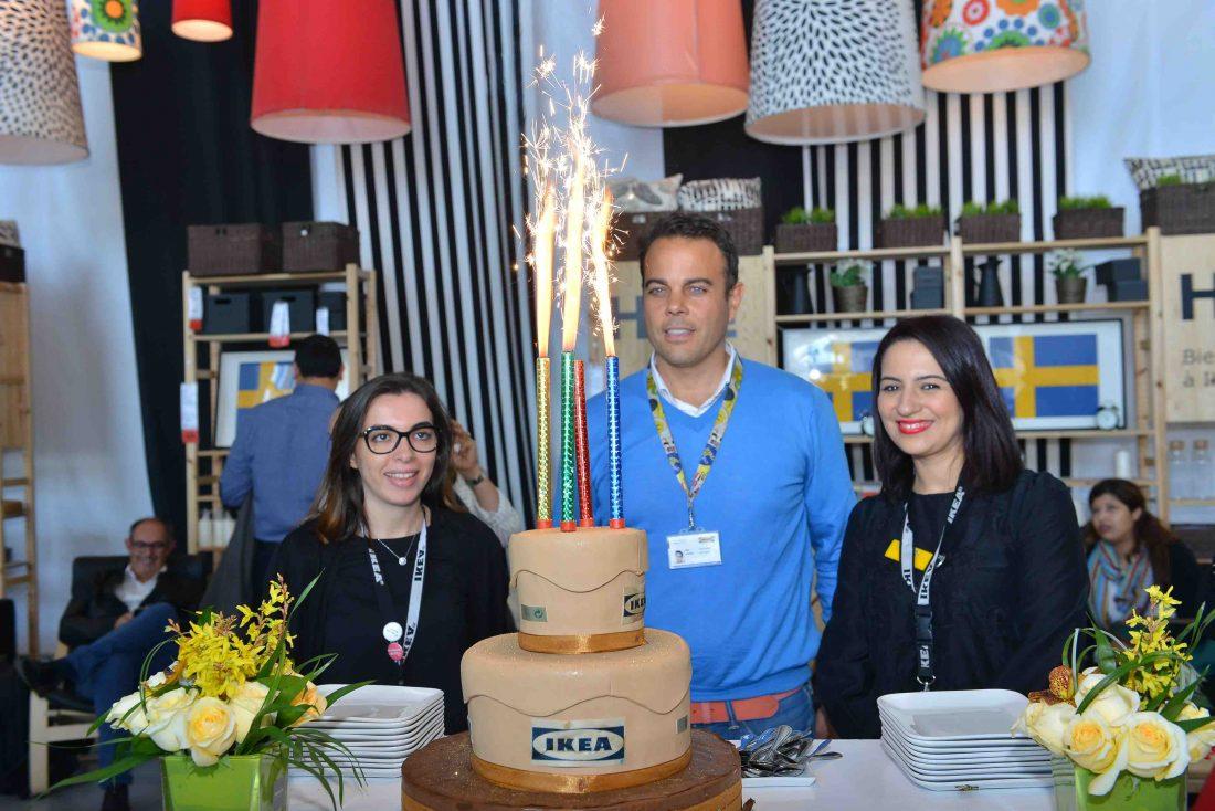 IKEA fête sa première année de présence au Maroc