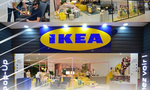 IKEA Pop Up : Plus d'un demi-million de visiteurs