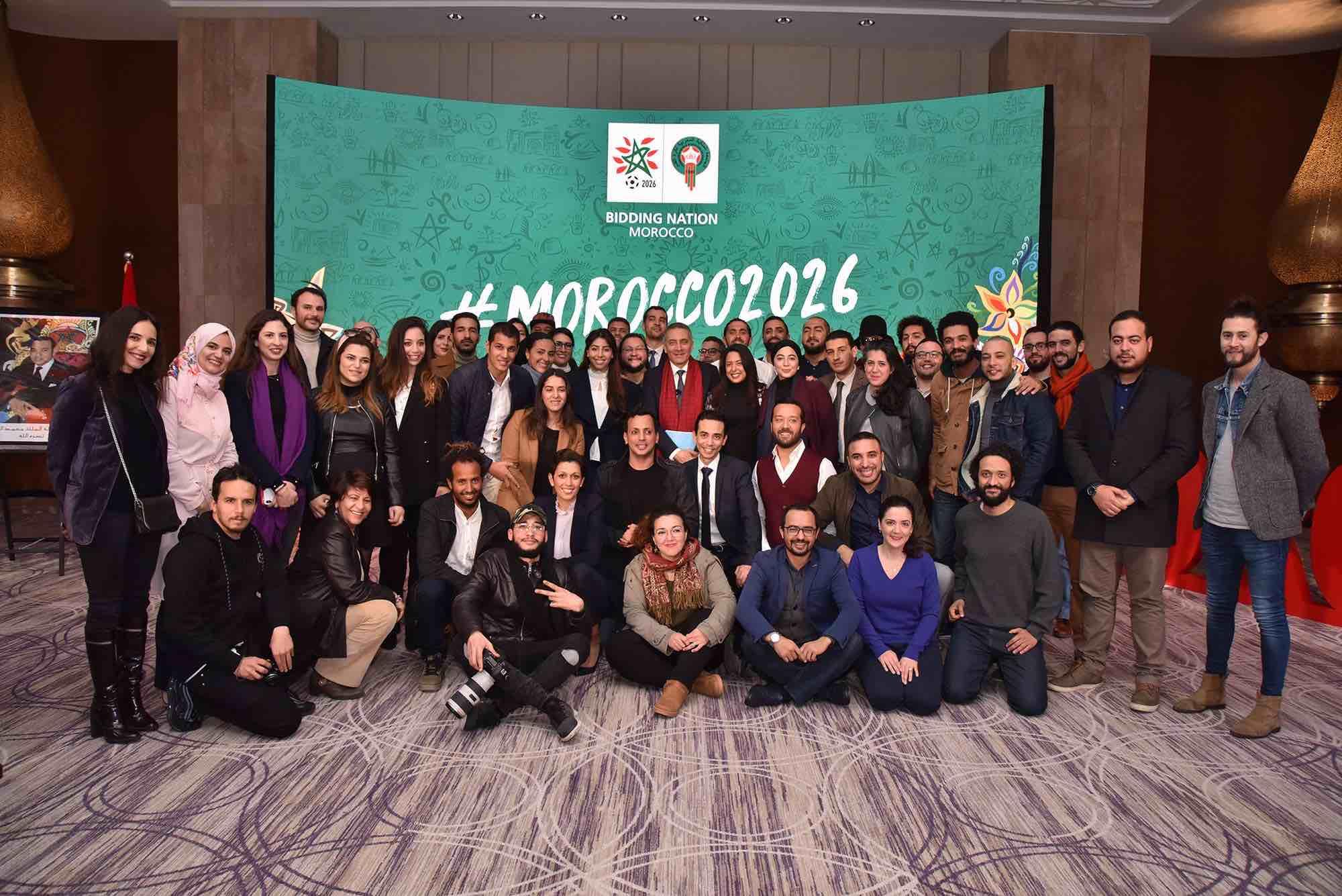 #imagine2026 : L'appel à projets citoyen pour soutenir la candidature du Maroc à l'organisation de la coupe du monde