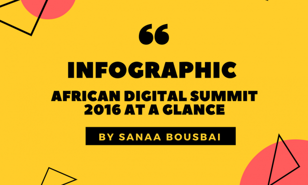 Infographic : African Digital Summit 2016 at a glance