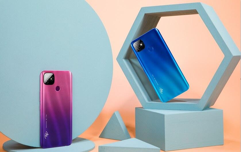 Les téléphones Itel P36 et Itel P36 Pro arborent une puissante batterie de 5000 mAh et un écran de 6,5HD+.