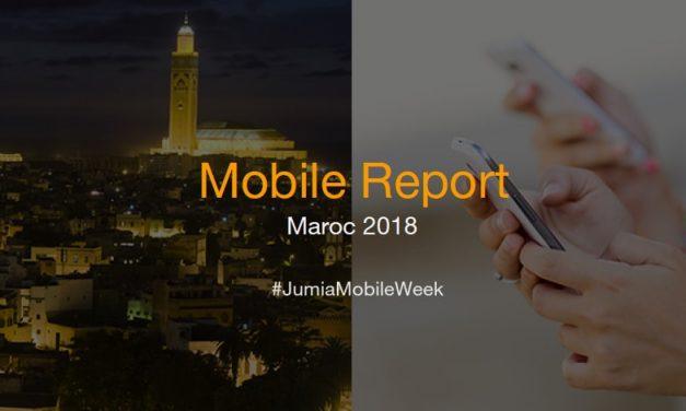 Jumia Mobile Report 2018
