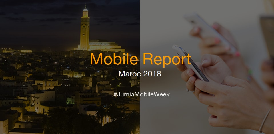 Jumia Mobile Report 2018