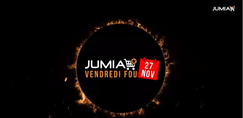 Jumia - Vendredi Fou