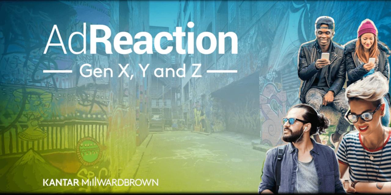Ad Réaction, ou mieux comprendre les attitudes de la génération Z face aux média et à la publicité