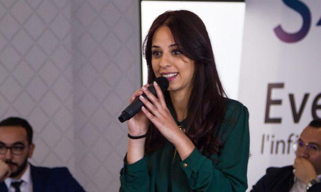 Khaoula Lasmer, Infinix
