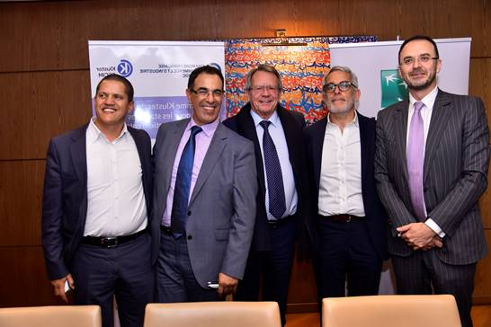 Le Kluster CFCIM et la BMCI signent une convention de partenariat