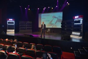 LG Artcool Launch