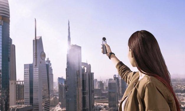 LG CAM 360 : Première caméra compatible Google Street View
