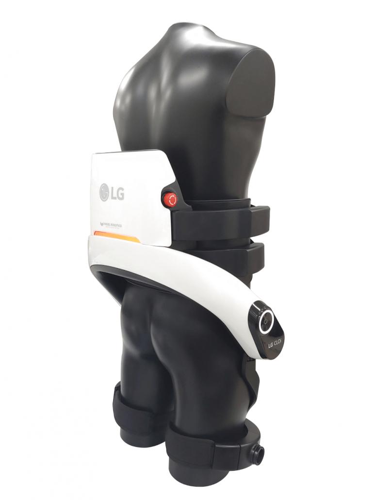 LG CLOi SuitBot