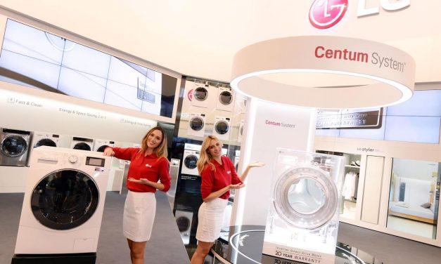 LG annonce officiellement l'innovation Centum System