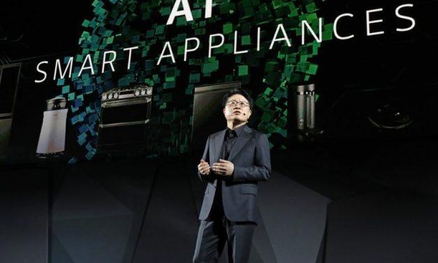 LG Deep Learning et maison connectée