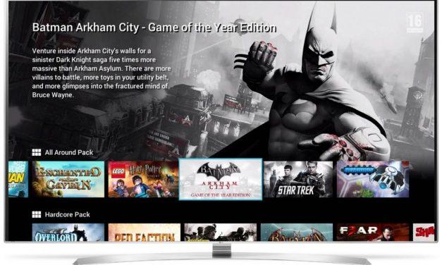 Smart TV : Partenariat entre LG et Gamefly