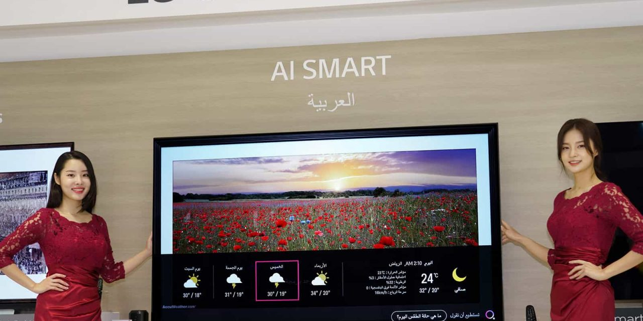 Un contrôle intelligent à commande vocale en arabe