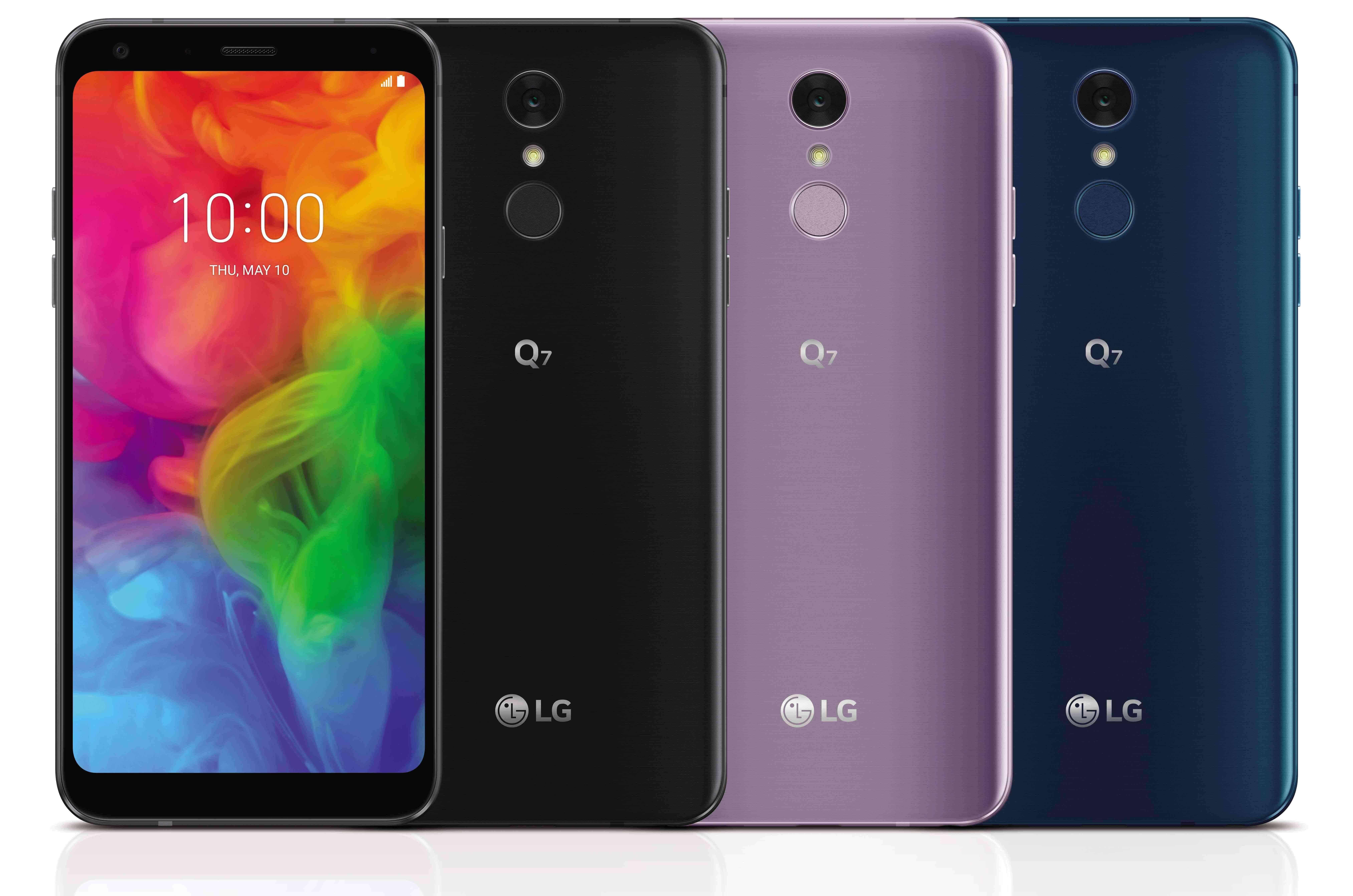 LG améliore la série Q