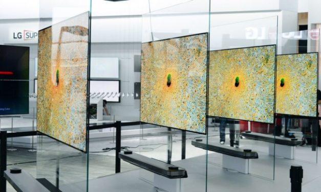 OLED TV : LG lance sa nouvelle gamme 2017 au Maroc