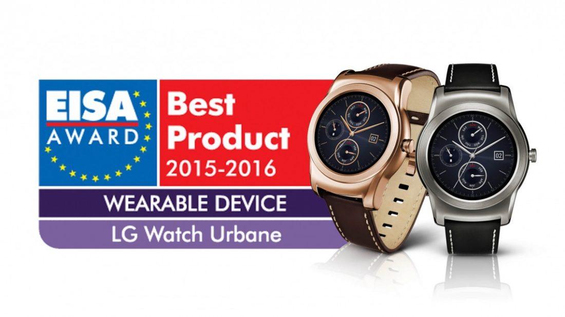LG Electronics récompensé avec quatre prix à l'occasion des EISA Awards