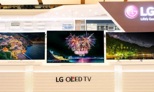 LG  prévoit de doubler son offre mondiale de téléviseurs OLED en 2015