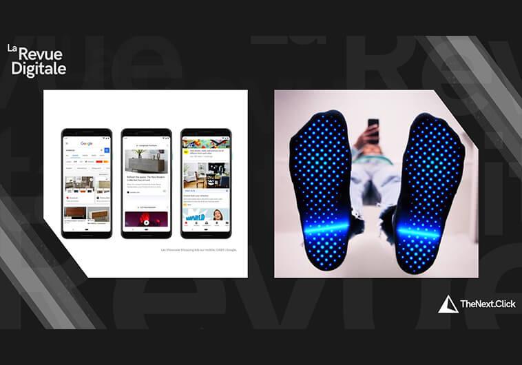 Google, Twitter et réalité augmentée chez Nike