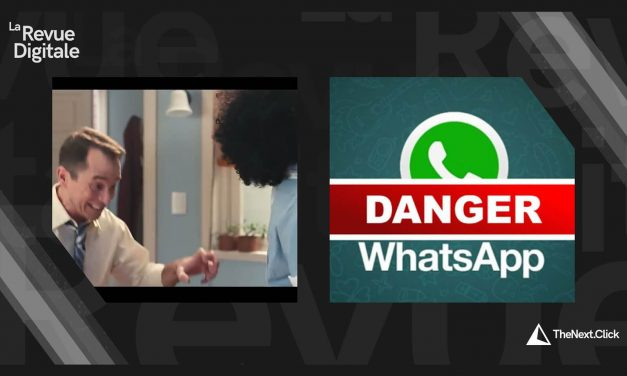 WhatsApp, #MeToo et Grande Conso