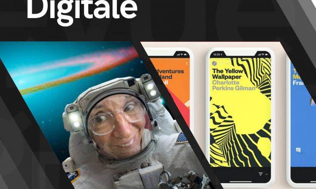 Insta Novels, Things In Common et NASA Selfies