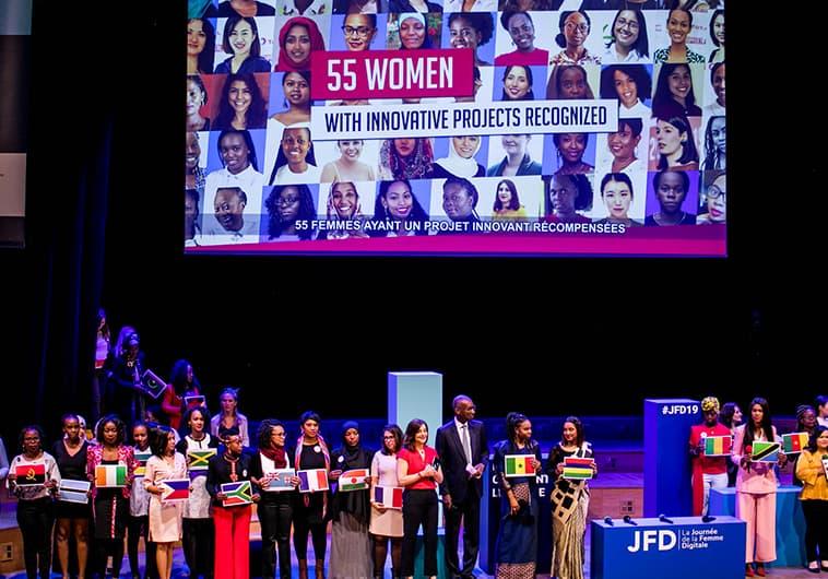 Promouvoir le digital pour favoriser l'autonomisation des femmes africaines