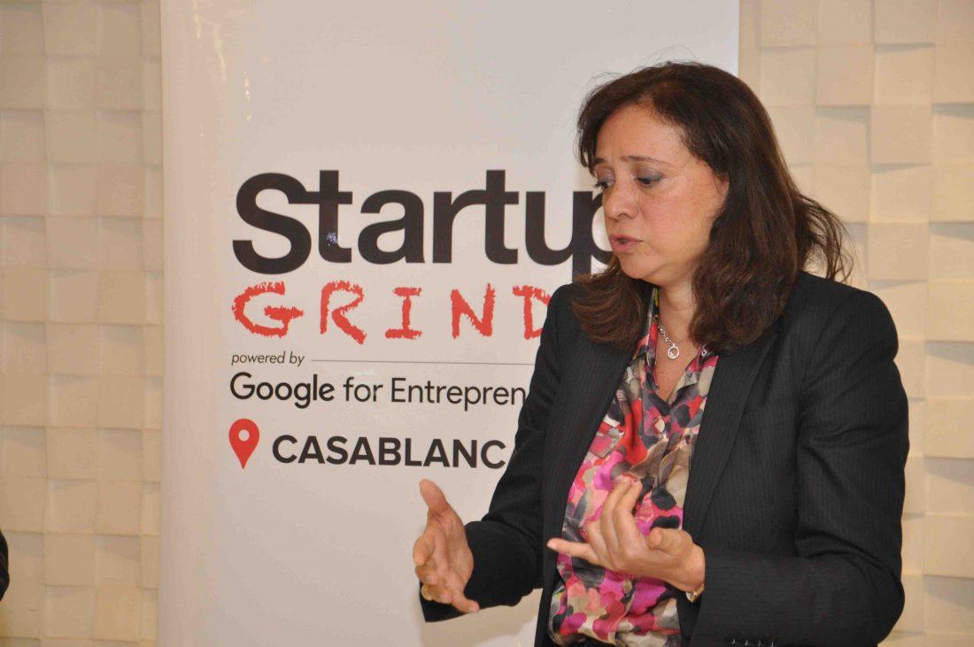 Laila Mamou, invitée du Startup Grind