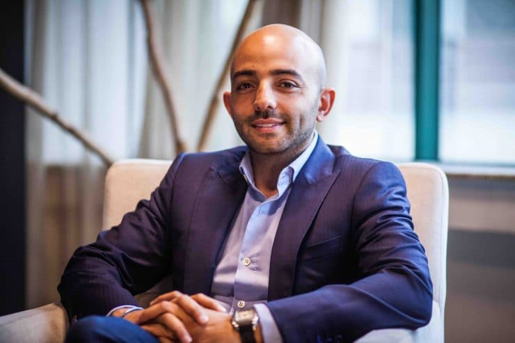 Larbi Alaoui Belrhiti, Directeur Général de Jumia.ma