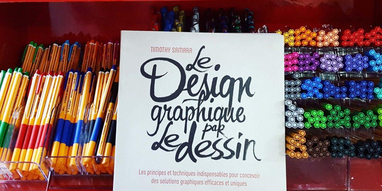 Le design graphique par le dessin