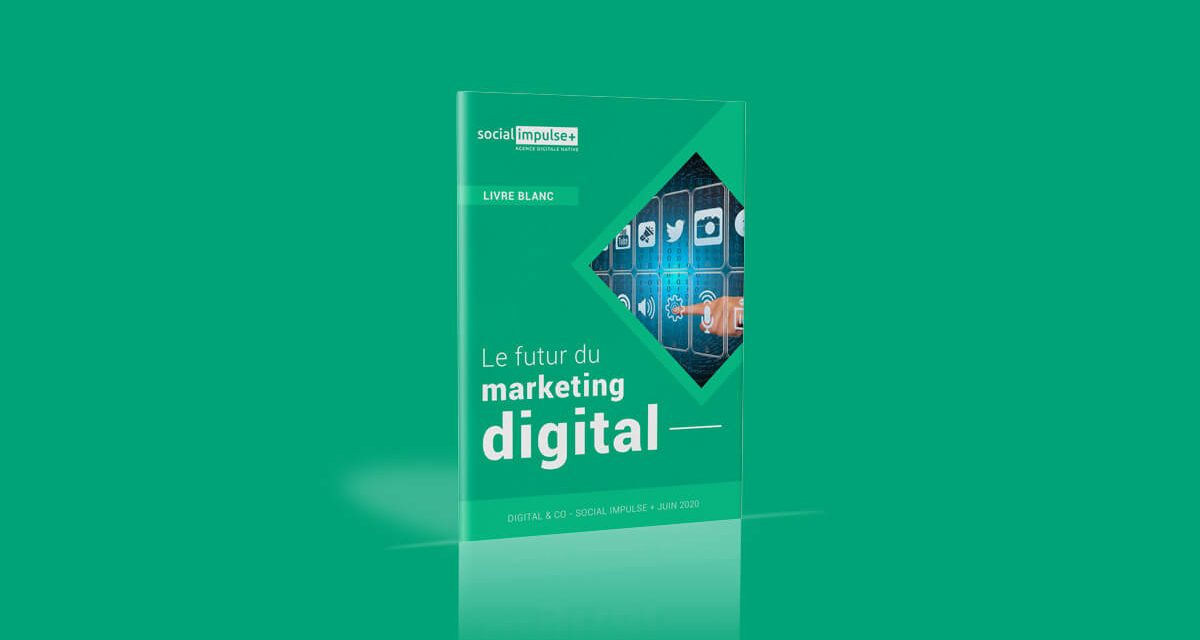 Livre blanc : Le futur du Marketing Digital