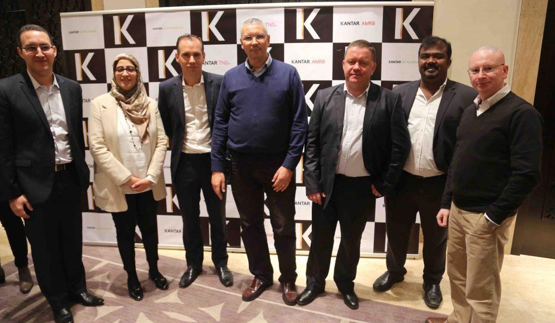 Le groupe Kantar organise sa 1ère conférence au Maroc