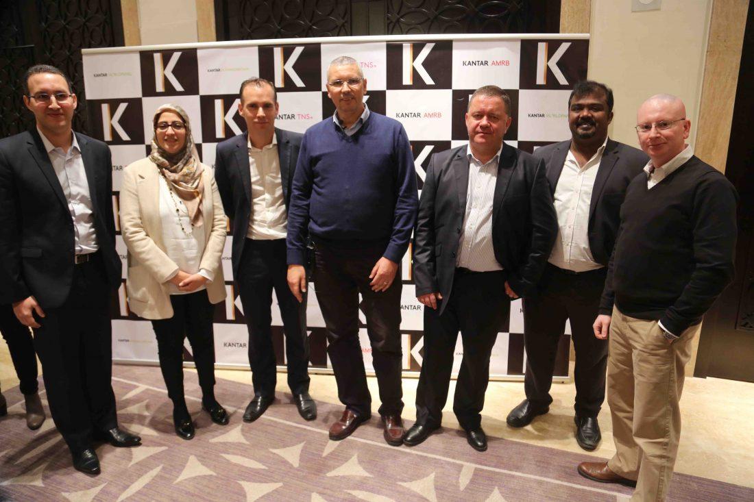 Le mananagement des marques du Groupe Kantar