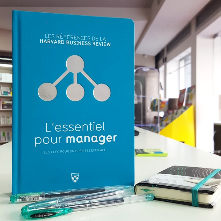 L'Essentiel Pour Manager (Harvard Business Review)