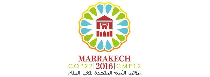 Le logo de la COP22 dévoilé