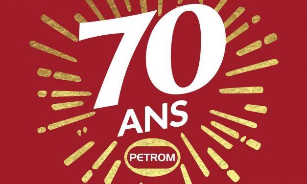 Petrom célèbre ses 70 ans