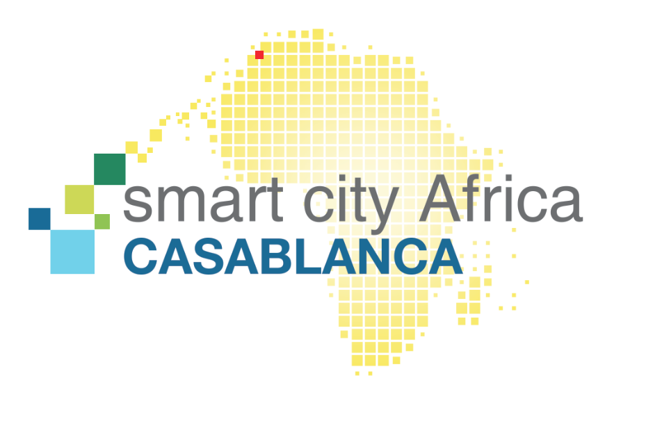 Logo Smart City Expo Casablanca