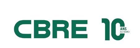 Logo_CBRE_10ans_au_Maroc