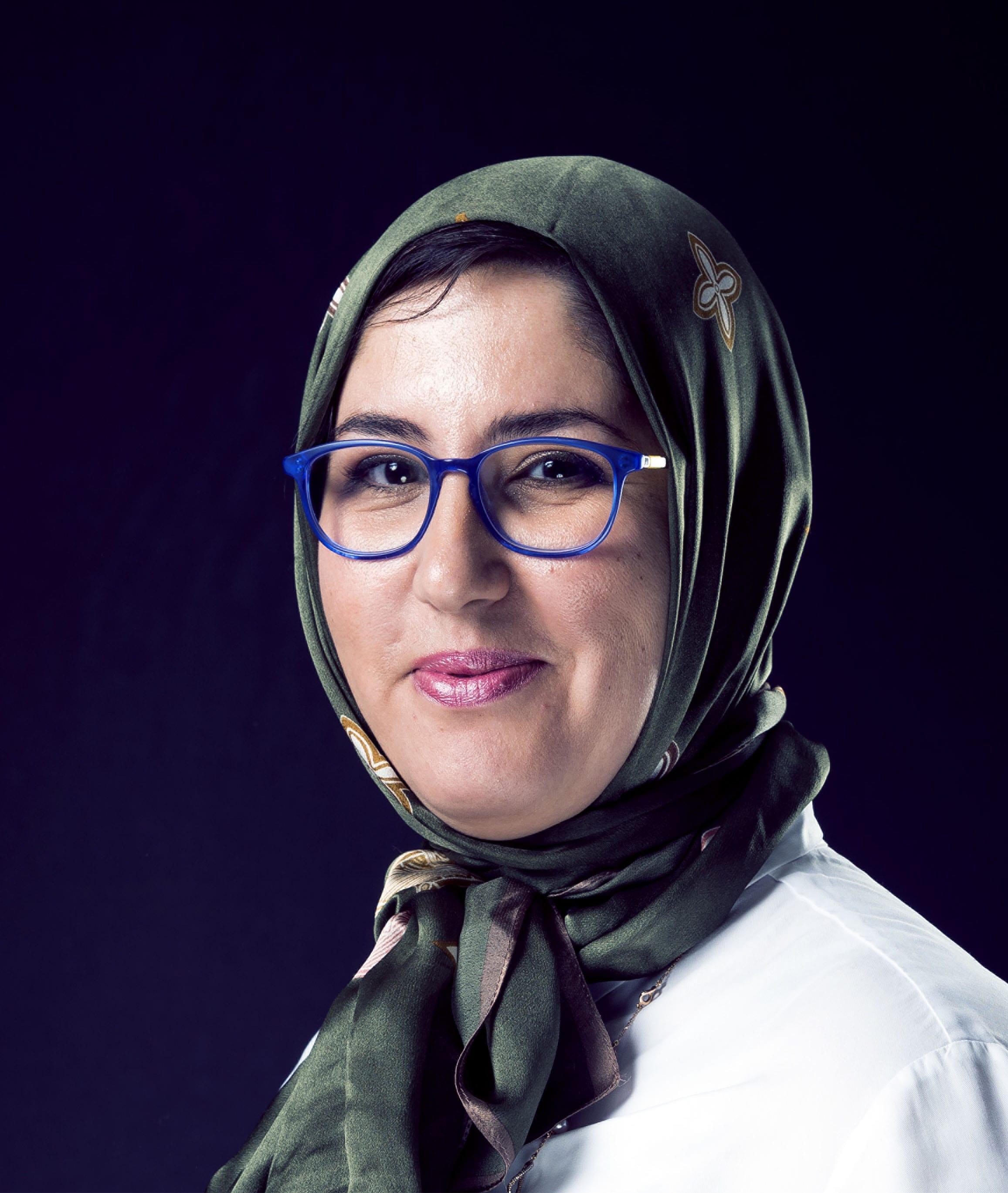 Taxe d'écran : Entretien avec Maria Aït M'hamed