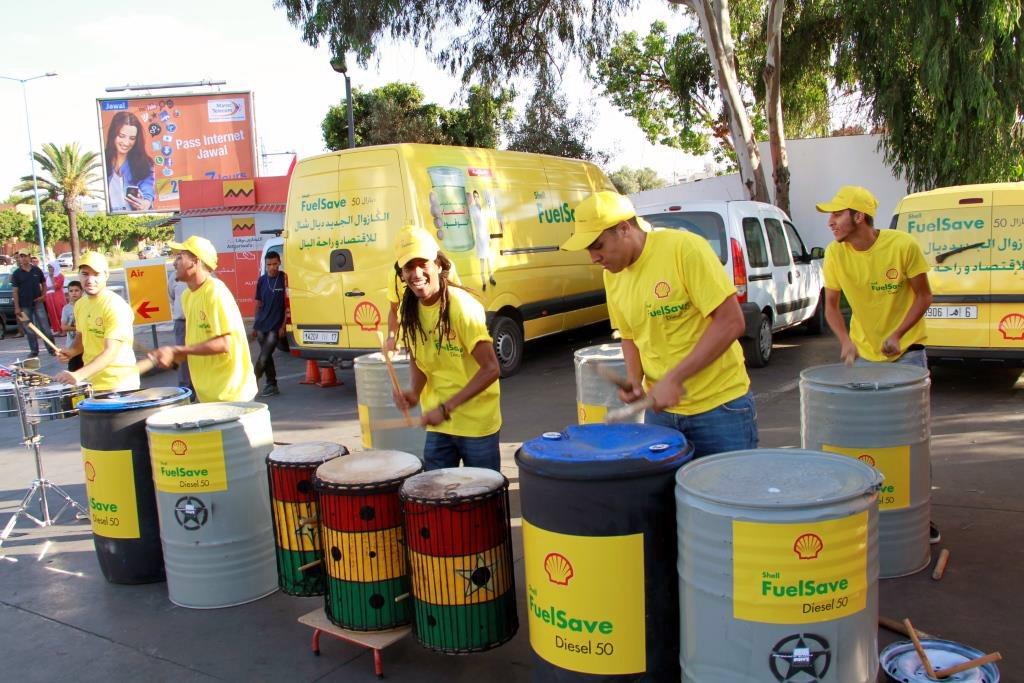 """Vivo Energy Maroc parraine les """"Sidi Moumen Stars"""" dans son réseau de stations Shell"""