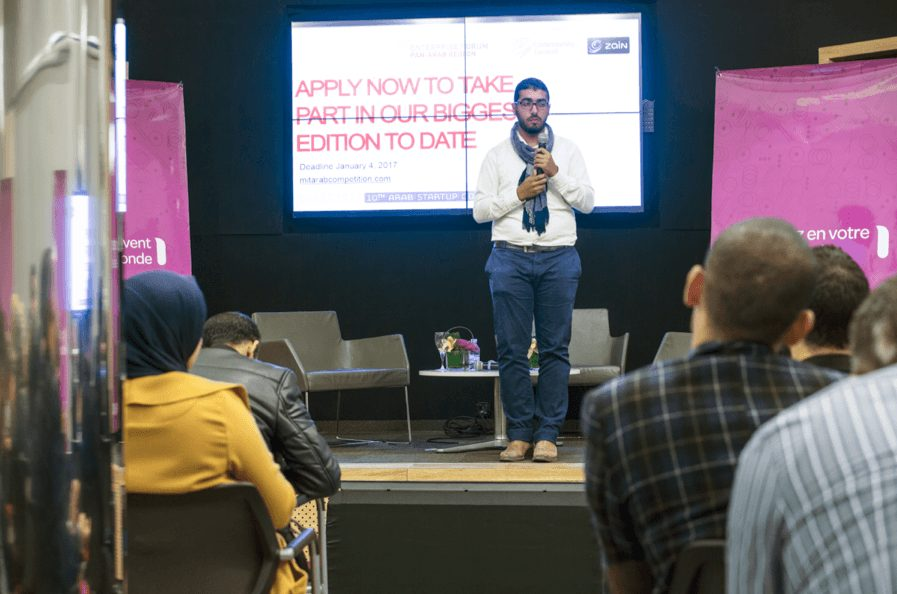 MIT Entreprise Forum Arab Startup Competition 02