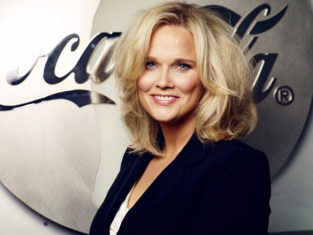 MKM Anja Jakubowski from Coca-Cola