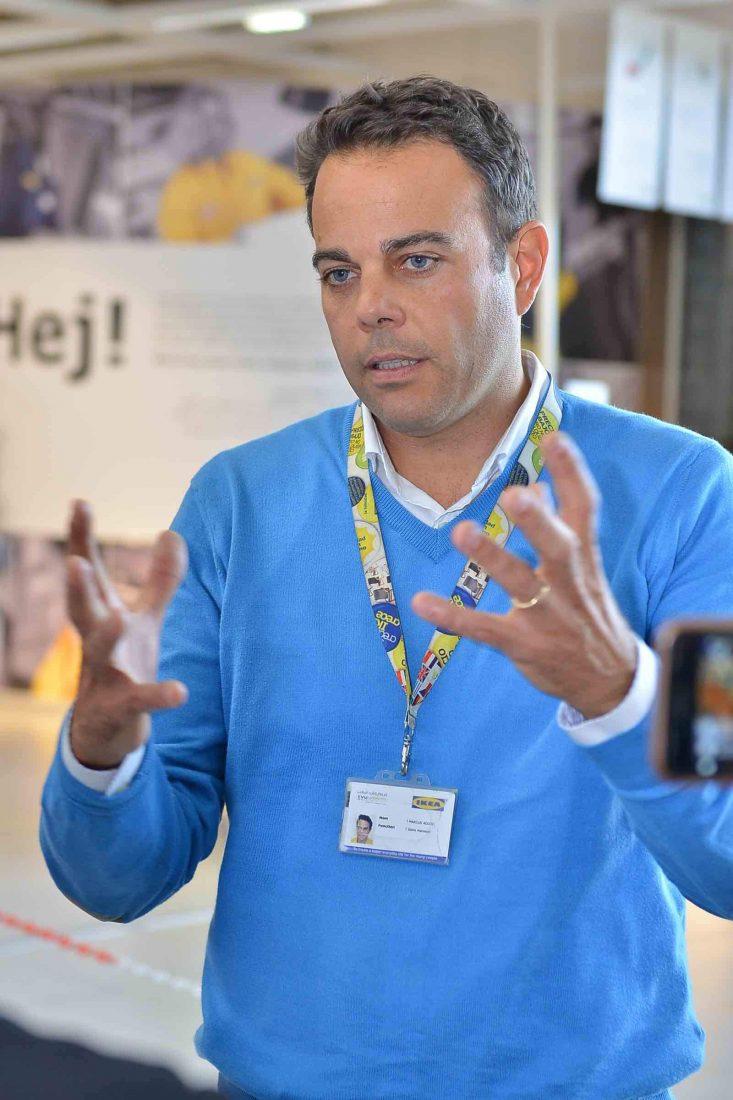 Marcos Agudo IKEA