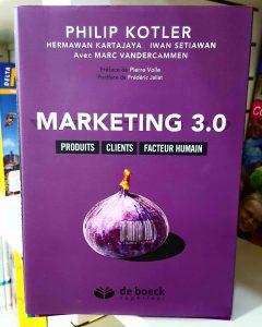 Marketing 3 Point 0 Kotler