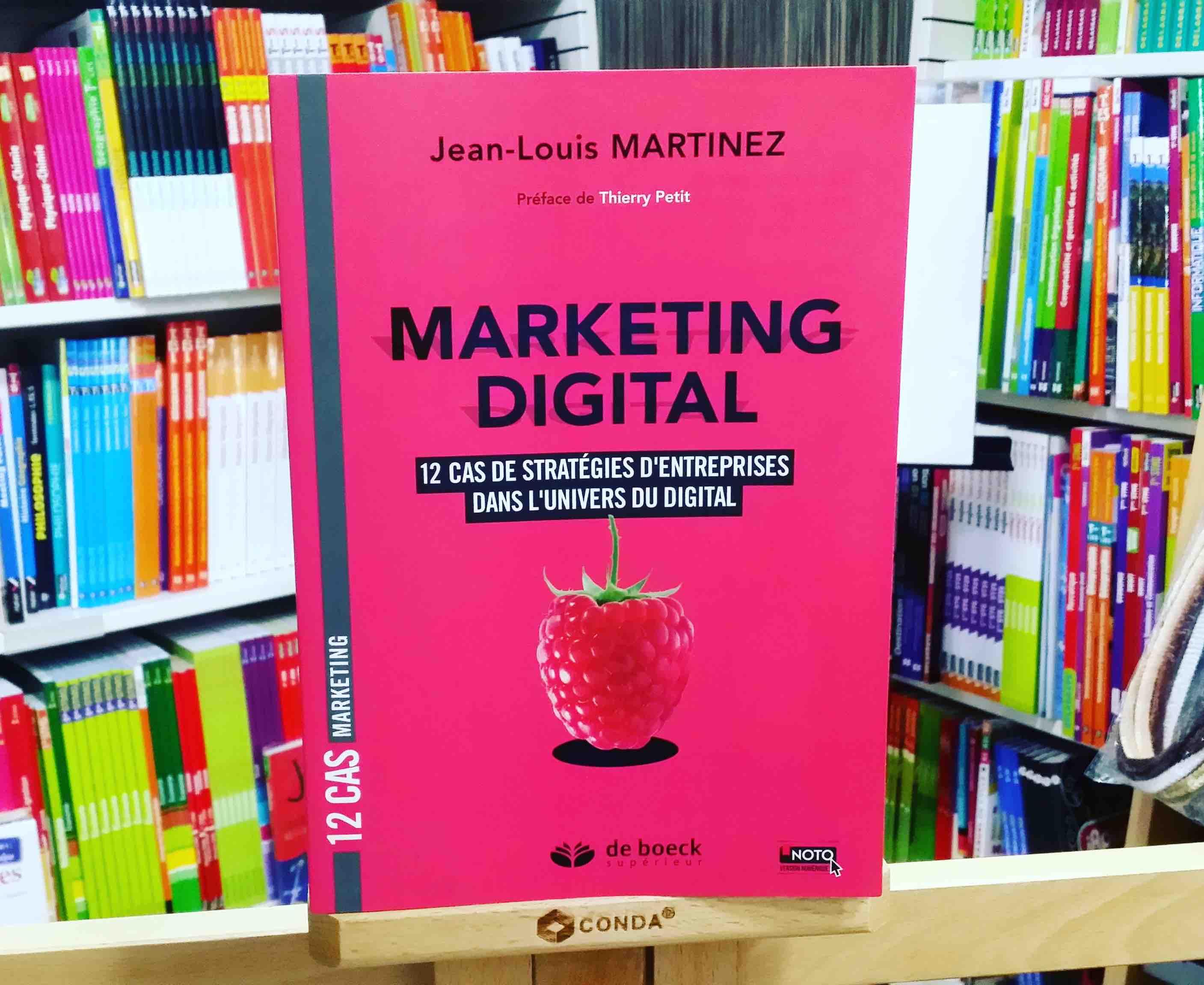 Marketing Digital : 12 cas de stratégies d'entreprises dans l'univers du digital