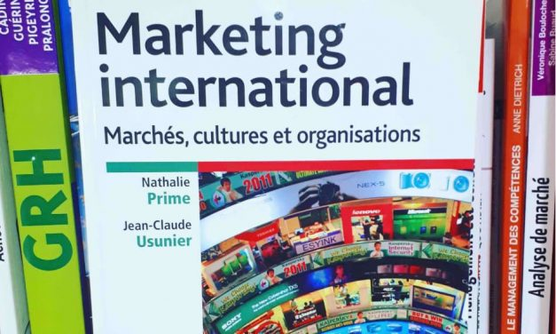 Marketing international – Marchés, cultures et organisations
