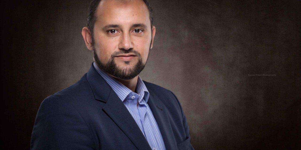 Marouane Chérif, Directeur Général Afrique du Nord chez HMD Global
