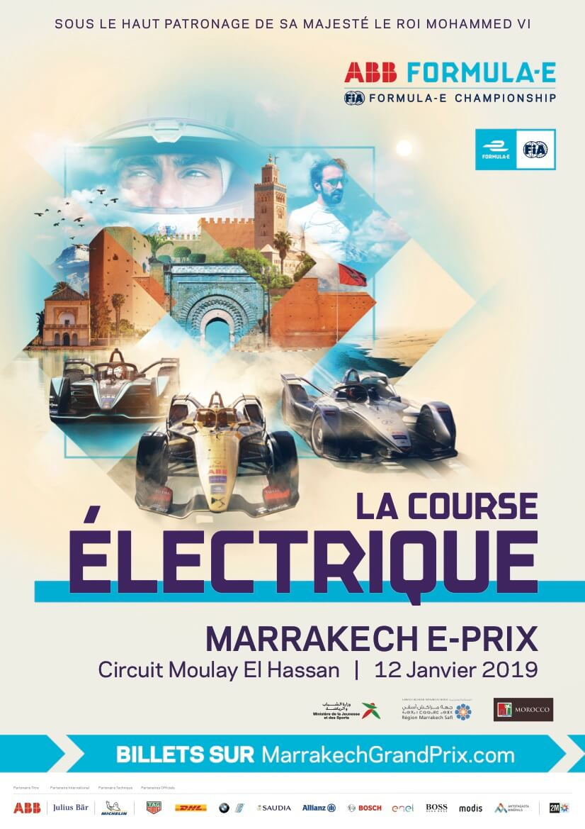 Marrakech Grand Prix Formule E