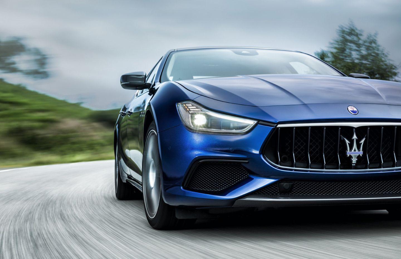 Maserati Tour