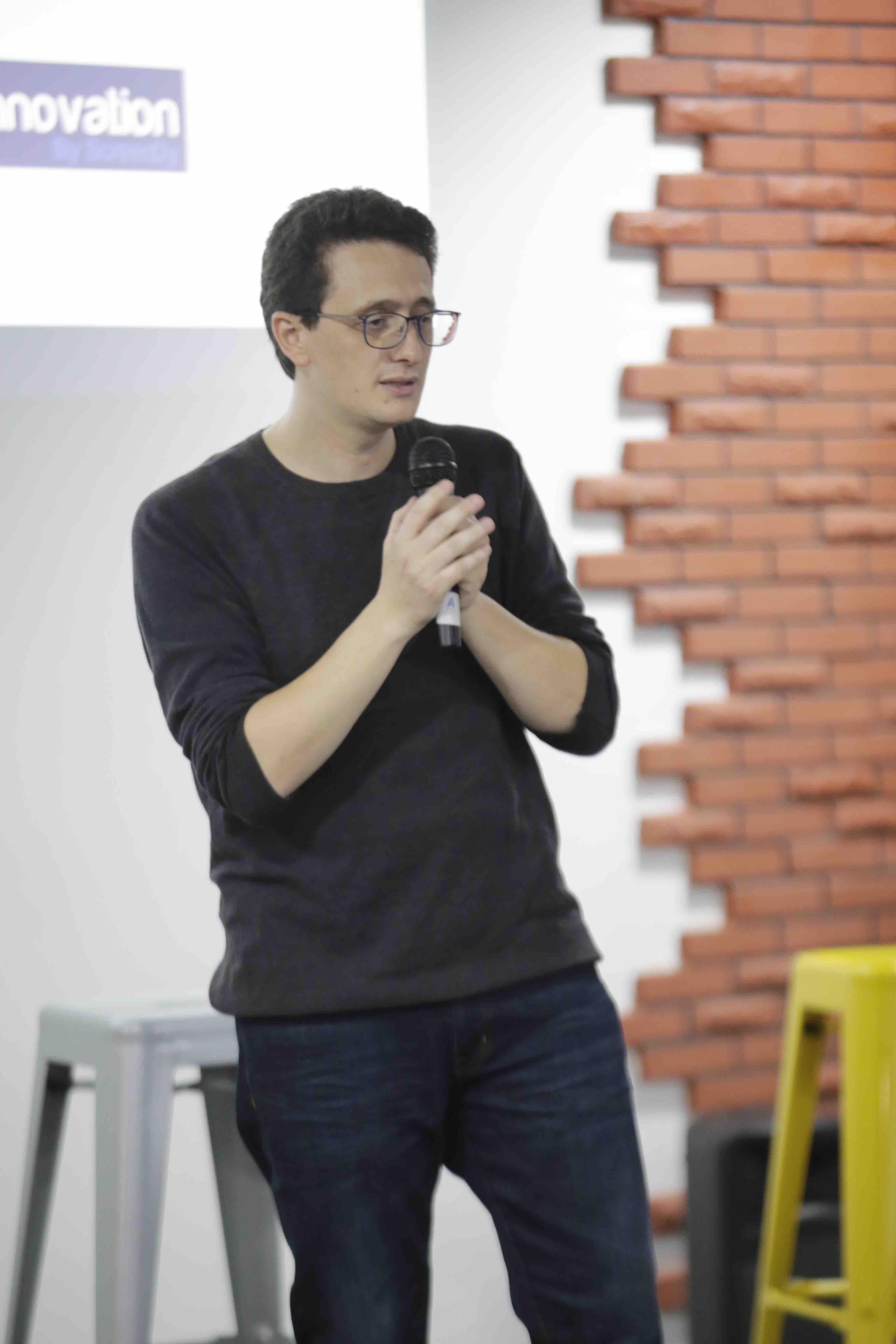 Mehdi Alaoui LaFactory by ScreenDy